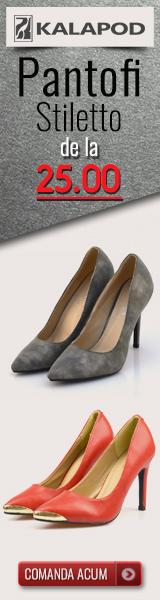 Pantofi stiletto - click aici