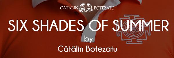 CATALIN BOTEZATU - magazin oficial