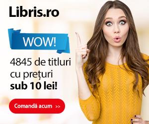 Orice comandă peste 50 de lei în magazinul Libris.ro intră în tragerea la sorți !
