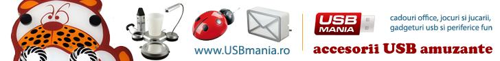 Cadouri USB - USBmania